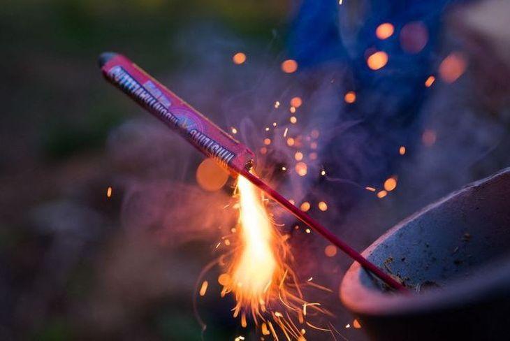 Пожарная безопасность пиротехники